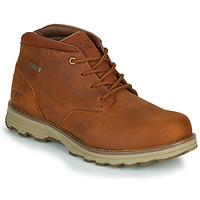 Shoes Men Mid boots Caterpillar ELUDE WP Brown