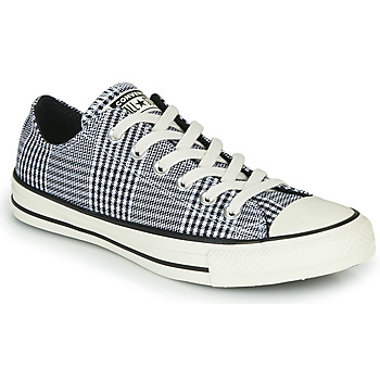 Shoes Women Low top trainers Converse CHUCK TAYLOR ALL STAR - OX  black / White