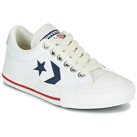 Shoes Children Low top trainers Converse STAR PLAYER EV - OX White