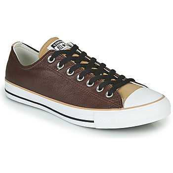 Shoes Men Low top trainers Converse CHUCK TAYLOR ALL STAR - OX Brown