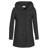 Clothing Women Coats Moony Mood NANTE Black