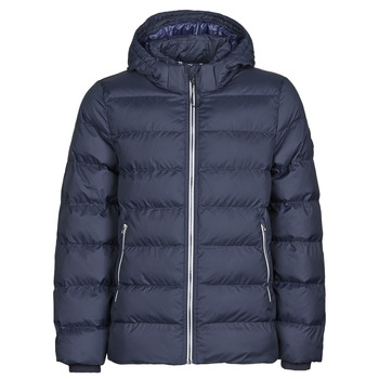Clothing Men Duffel coats Gant THE ACTIVE CLOUD Marine