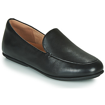 Shoes Women Loafers FitFlop LENA  black