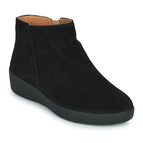 Shoes Women Mid boots FitFlop SUMI  black