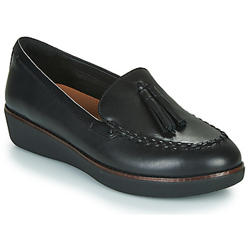 Shoes Women Loafers FitFlop PETRINA  black