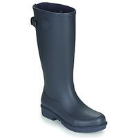 Shoes Women Wellington boots FitFlop WONDERWELLY Navy