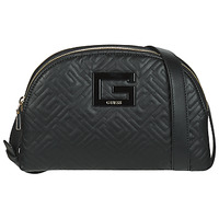 Bags Women Shoulder bags Guess JANAY STATUS CROSSBODY Black