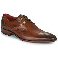 Shoes Men Derby Shoes Jeffery-West SCARFACE Brown