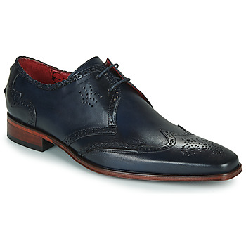 Shoes Men Derby Shoes Jeffery-West SCARFACE Blue