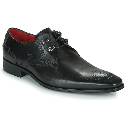 Shoes Men Derby Shoes Jeffery-West SCARFACE  black