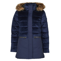 Clothing Women Parkas Kaporal LISY Blue
