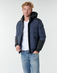 Clothing Men Jackets Kaporal BAK Blue