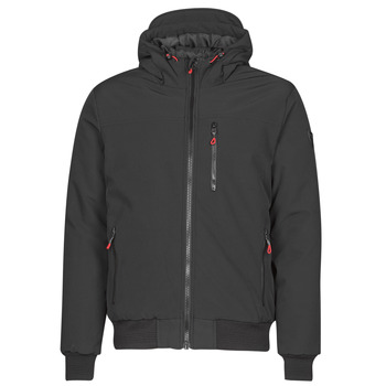 Clothing Men Jackets Kaporal BAYO Black
