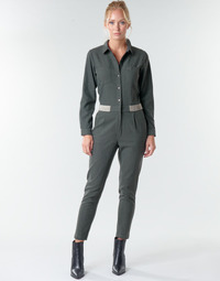 Clothing Women Jumpsuits / Dungarees Kaporal LOBBY Grey