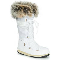 Shoes Women Snow boots Moon Boot MONACO WP 2 White