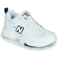Shoes Low top trainers New Balance 608 White /  black