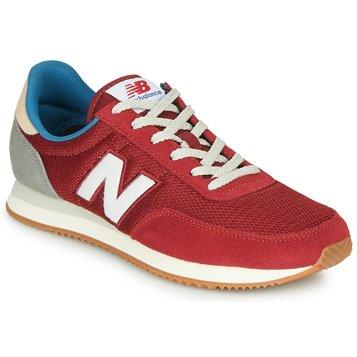 Shoes Low top trainers New Balance 720 Red