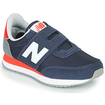 Shoes Children Low top trainers New Balance 720 Navy / Red