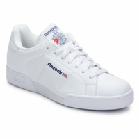 Shoes Low top trainers Reebok Classic NPC II White