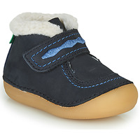Shoes Girl Mid boots Kickers SOETNIC Marine