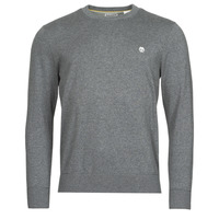 Clothing Men Jumpers Timberland WILLIAMS RIVER CREW Grey