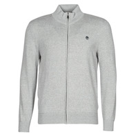Clothing Men Jackets / Cardigans Timberland WILLIAMS RIVER FULL ZIP Grey