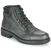 Shoes Men Mid boots IgI&CO UOMO FREDDY GTX Grey