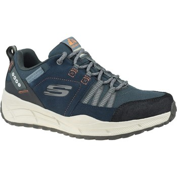 Shoes Men Low top trainers Skechers Equalizer 40 Trail Grey,Navy blue