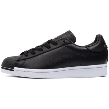 adidas Superstar Pure women's Shoes (Trainers) in Black