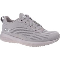 Shoes Women Low top trainers Skechers Bobs Squad Grey