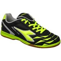 Shoes Women Football shoes Diadora Clasico Aris ID JR Black,Yellow