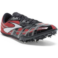 Shoes Men Fitness / Training Brooks PR Sprint 1045 Graphite,Black,Red