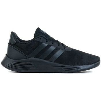 Shoes Children Low top trainers adidas Originals Lite Racer 20 Black