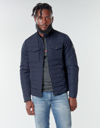 Clothing Men Duffel coats Teddy Smith B-JEFFER Marine