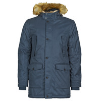 Clothing Men Parkas Teddy Smith P-HAROLD Marine