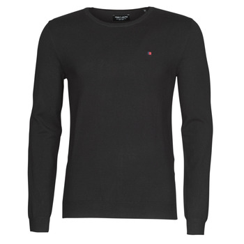 Clothing Men Jumpers Teddy Smith POKI Black
