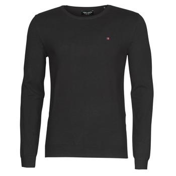 Clothing Men jumpers Teddy Smith POKI Black
