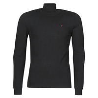 Clothing Men Jumpers Teddy Smith P-LOKI Black