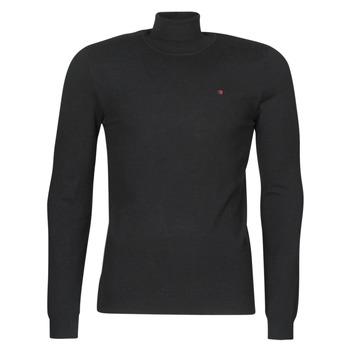Clothing Men Jumpers Teddy Smith P-LOKI Black