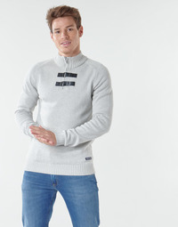 Clothing Men Jumpers Teddy Smith PARBOUR 3 Beige