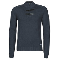 Clothing Men Jumpers Teddy Smith PARBOUR 3 Marine