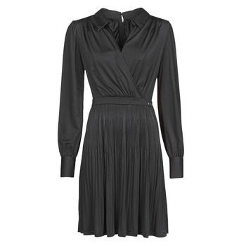 Clothing Women Short Dresses Marciano PLAYA DRESS Black