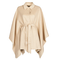 Clothing Women Coats Marciano LAURA CAPE Camel