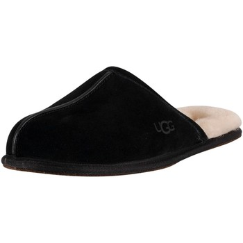 Shoes Men Slippers UGG Scuff Slippers black