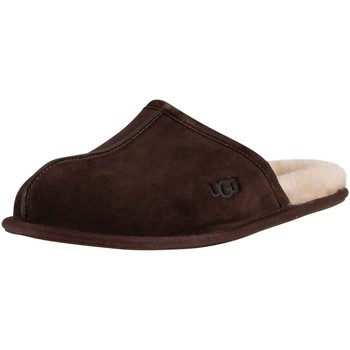 Shoes Men Slippers UGG Scuff Slippers brown