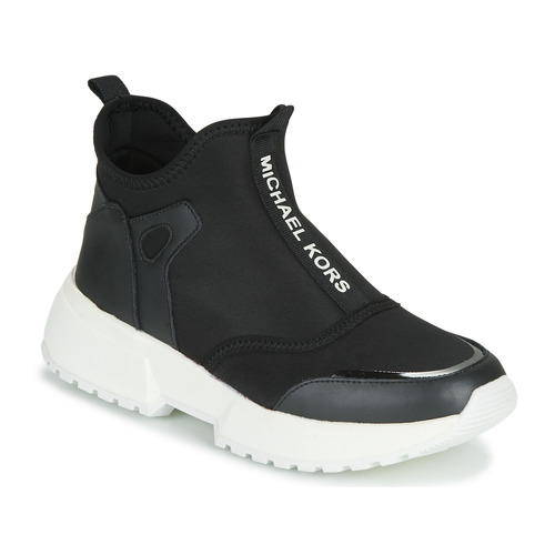 Shoes Girl Hi top trainers MICHAEL Michael Kors COSMO LILLIE Black