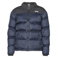 Clothing Duffel coats Schott UTAH Marine / Black