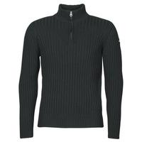 Clothing Men Jumpers Schott PLECORAGE2 Black