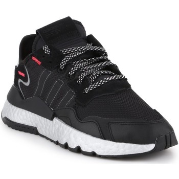 Shoes Men Low top trainers adidas Originals Adidas Nite Jogger FV4137 black