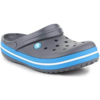 Shoes Men Mules Crocs Crocband  11016-07W grey